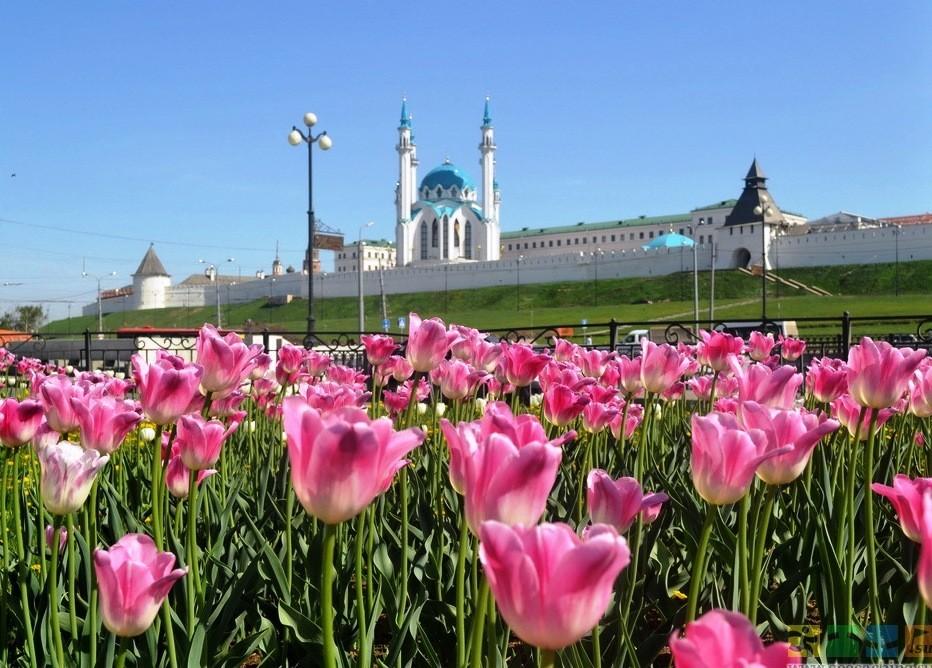 Казань - столица Татарстана