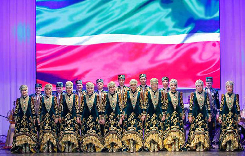 Ансамбль песни и танца Республики Татарстан