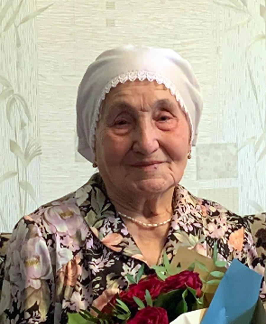 Сабира Бариевна Галимова