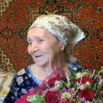 София Фехретдинова из Балашихи отметила 100-летний юбилей