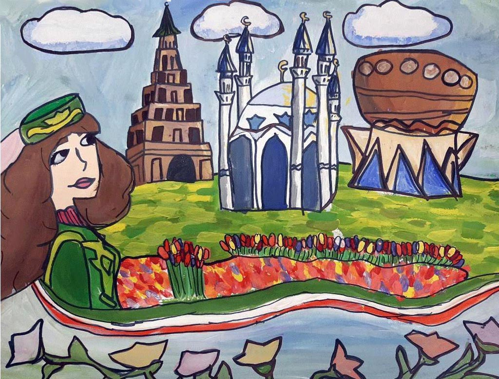 Моя история мой Татарстан