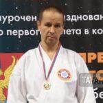 Мастер боевых искусств, татарин Рафаэль Акчурин – победитель Международного турнира по Каратэ